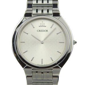 Authentic SEIKO Seiko Credor Mens Quartz 2F70-0490