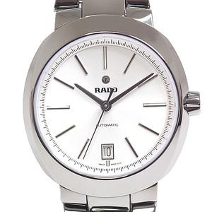 RADO Rado Men's Watch D-STAR R 15762102 Silver dial automatic winding