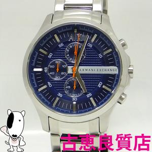 ARMANI EXCHANGE Armani Exchange Chronograph Men's Watch Quartz AX 2155 Blue hon