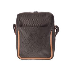 Louis Vuitton Damier Jean Citadan Old style tail N 93040 Men's shoulder bag B rank LOUIS VUITTON second hand silver storage