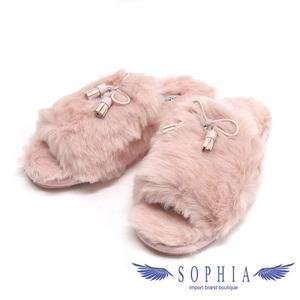 Coach Zoe Slipper Sandal Pink 25cm 20190212