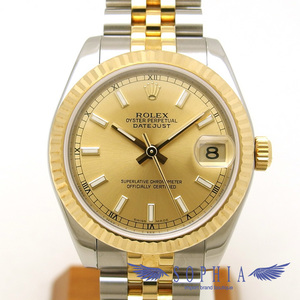 Rolex Datejust 178273 Boys F # 20190219
