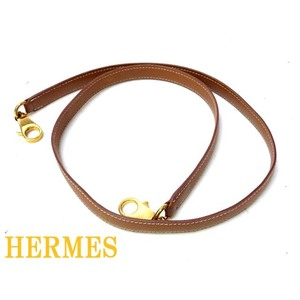 Hermes Kelly Shoulder Strap Cushbell Gold Hardware