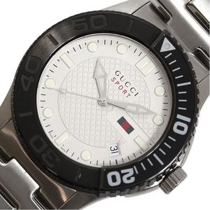 Gucci GUCCI G - Timeless YA126250 Quartz White Mens Watch