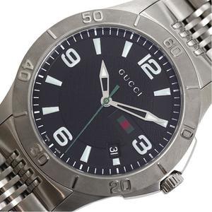 Gucci GUCCI G Timeless YA126218 Quartz black mens watch