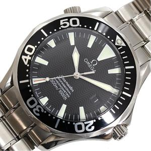 Omega OMEGA Seamaster Professional 300M 2254.50 Automatic Men's Black Watch Finished