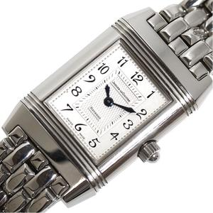Jaeger Le Coultre JAEGER-LE COULTRE Reverso Duetto Q 2668110 Hand winding Diamond Ladies Watch