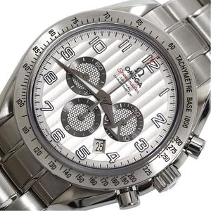 Omega OMEGA Speedmaster Broad Arrow 321.10.44.50.02.001 Co-Axial Chronograph Men's Watch Finished