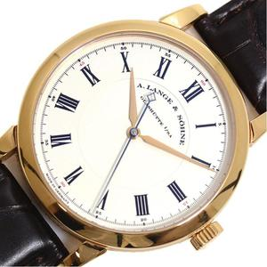 LANGE & SOHEN A. SOHNE Richard Lange 232.021 hand winding gold pure men's watch