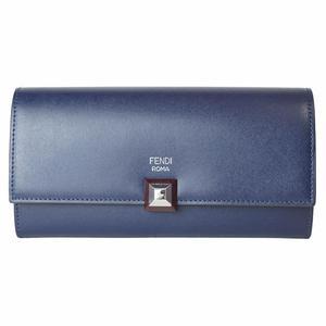Fendi FENDI Bi-fold wallet Navy ladies