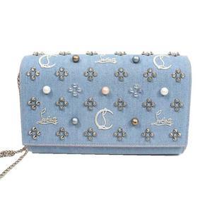 3aeebb512275 Christian Louboutin louboutin Paloma clutch chain shoulder bag 3185070