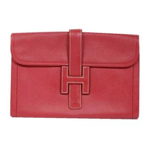 HERMES JIGER PM Kushubel ○ Y moment Va Merion clutch bag Women's