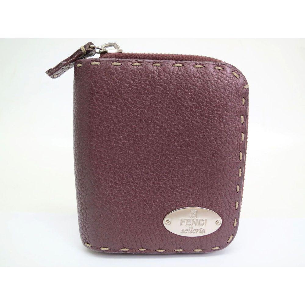 フェンディ(Fendi) セレリア 8M0148 レディース  財布