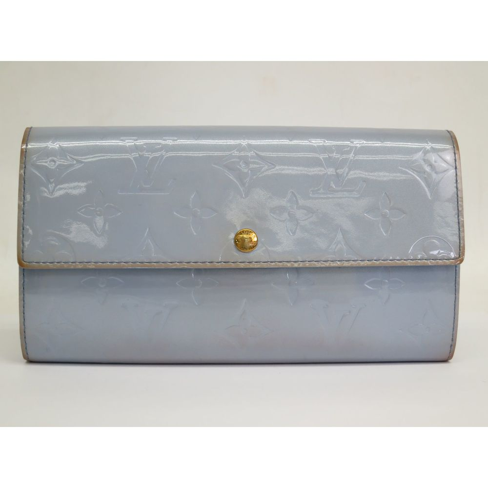 Louis Vuitton Pochette Monnaie Credit Bifold Wallet M91235