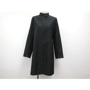 UNTITLED POLYESTER COAT BLACK LADIES 9