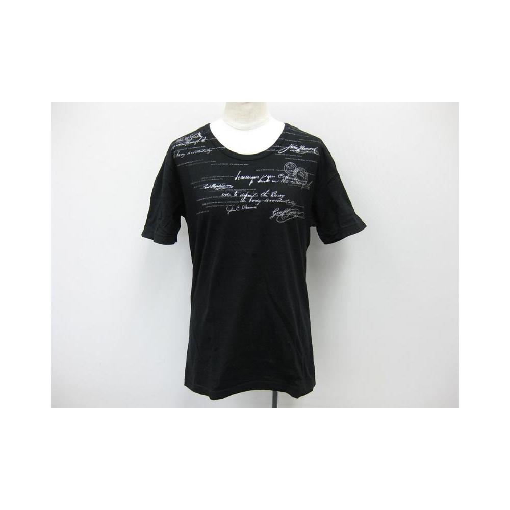 ビギ(BIGI) 半袖Tシャツ コットン ブラック 02 トップス