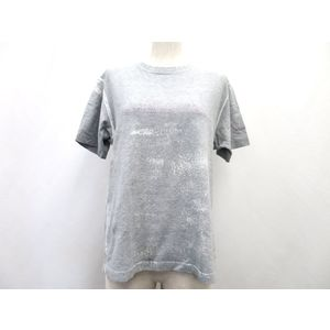 MENS BIGI Short Sleeve T-Shirt Gray Mens M