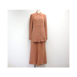 BIGI Half Moon Set Of 3 Skirt Suit Rayon Triacetate Polyester Women's Skirt
