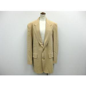 DKNY Jacket/Blazer Wool Beige Ladies 4