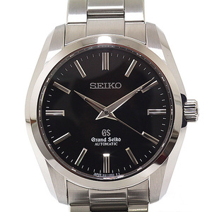 SEIKO Seiko Grand Mechanical SBGR 101 Black (Black) Dial Automatic Winding