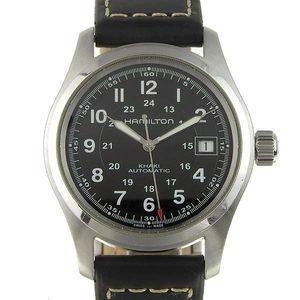 Genuine HAMILTON Hamilton Khaki Men's Automatic Watch Bottom Scale H704450