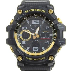 Genuine CASIO Casio Mad Master Men's Quartz Wrist Watch GWG-100GB
