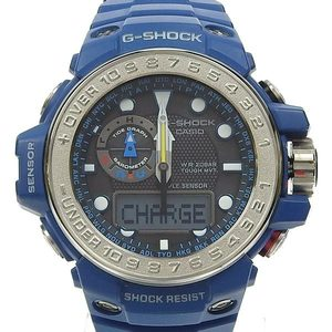 Genuine CASIO Casio G Shock Men's Solar Watch GWN-1000
