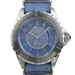 Genuine CHANEL Chanel J12 Mens Automatic watch H4338