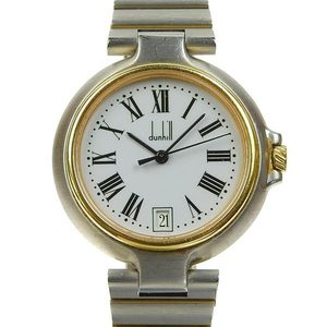 Genuine dunhill Millennium Men's Quartz Wrist Watch