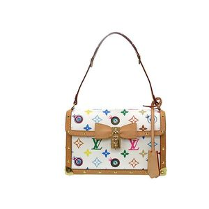 Louis Vuitton Monogram Multicolore M92055 Women's Shoulder Bag