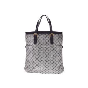 2c49ac5d49e2 Louis Vuitton Monogram Mini Francoise Blue M92208 Ladies Canvas   Leather  2WAY Bag B Rank LOUIS