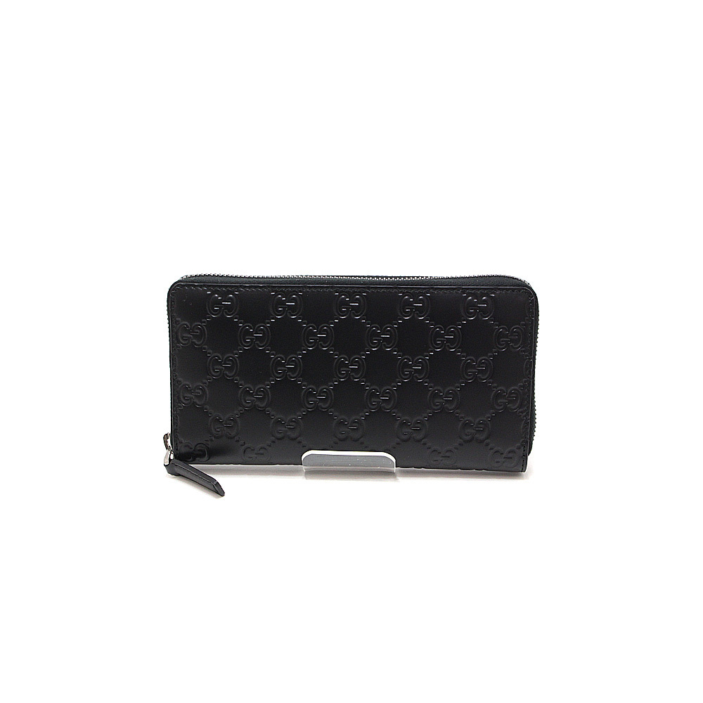 newest collection 5e251 8d939 Gucci 307987 Wallet Black | eLady.com
