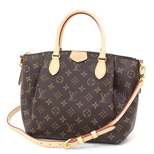 Louis Vuitton LOUIS VUITTON Turen PM Monogram M48813 Handbag Shoulder bag Crossbody New