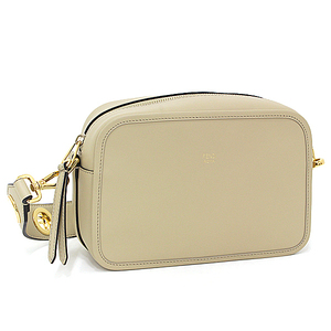 Fendi FENDI cam beige leather bag 8BT2872IHF111C