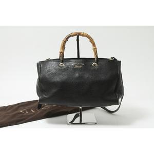 グッチ(Gucci) バンブー 323660  バンブー 2WAYハンドバッグ バッグ