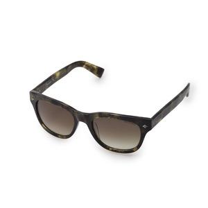 Trussardi Sunglasses Green Marube TR12929 GN Men's Ladies New TRUSSARDI with Case Ginzo