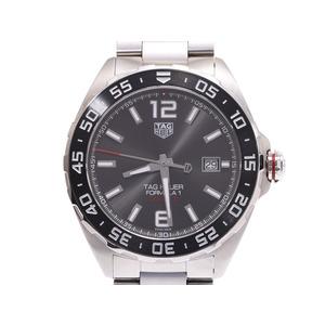タグホイヤー フォーミュラ1 キャリバー5 グレー系文字盤 WAZ2011.BA0842 メンズ SS 自動巻 腕時計 Aランク TAG Heuer ギャラ 中古 銀蔵