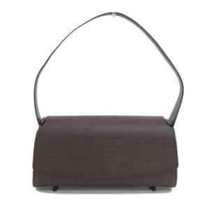 LOUIS VUITTON Louis Vuitton Epi Nocturne GM Tea Bag Leather