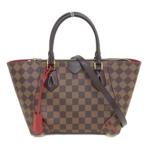 Genuine LOUIS VUITTON Louis Vuitton Damier Kaisa PM 2 WAY Model number: N 41551