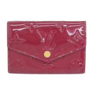 Genuine Louis Vuitton Werni Multicure 6 6-key case red system