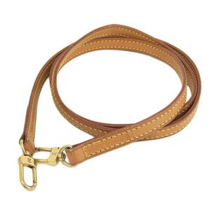 Genuine LOUIS VUITTON Louis Vuitton Nume leather strap Shoulder for bag