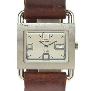 Genuine HERMES Hermes Varenia Ladies Quartz Watch BA1.510