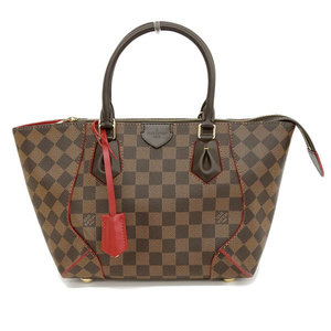 Genuine LOUIS VUITTON Louis Vuitton Damies Lees Kaisa Tote PM Model: N 41551 Bag Leather
