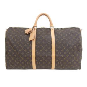 Genuine LOUIS VUITTON Louis Vuitton Monogram Kiepol Bundriere 60 Bags Leather