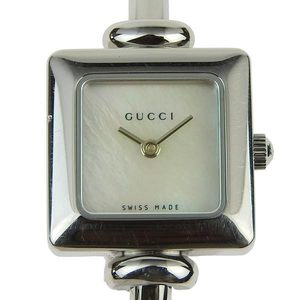 d5ec89bfbf2 Genuine GUCCI Gucci Ladies Quartz Shell Dial Model  1900L