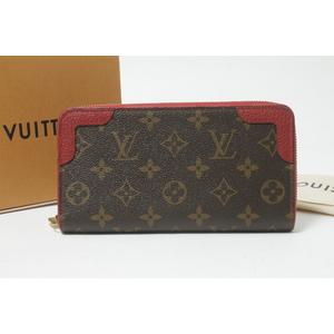 ルイ・ヴィトン(Louis Vuitton) モノグラム M61854 ジッピーウォレット・レティーロ  財布
