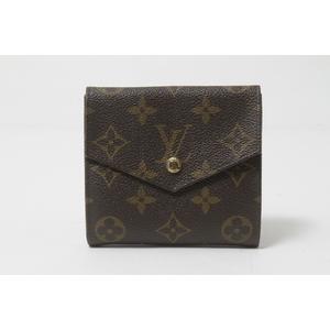 ルイ・ヴィトン(Louis Vuitton) モノグラム M61652 ポルトモネクレ・カルトクレディ  財布