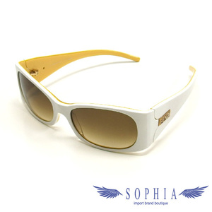 Fendi Brown Gradation Lens Sunglasses Square