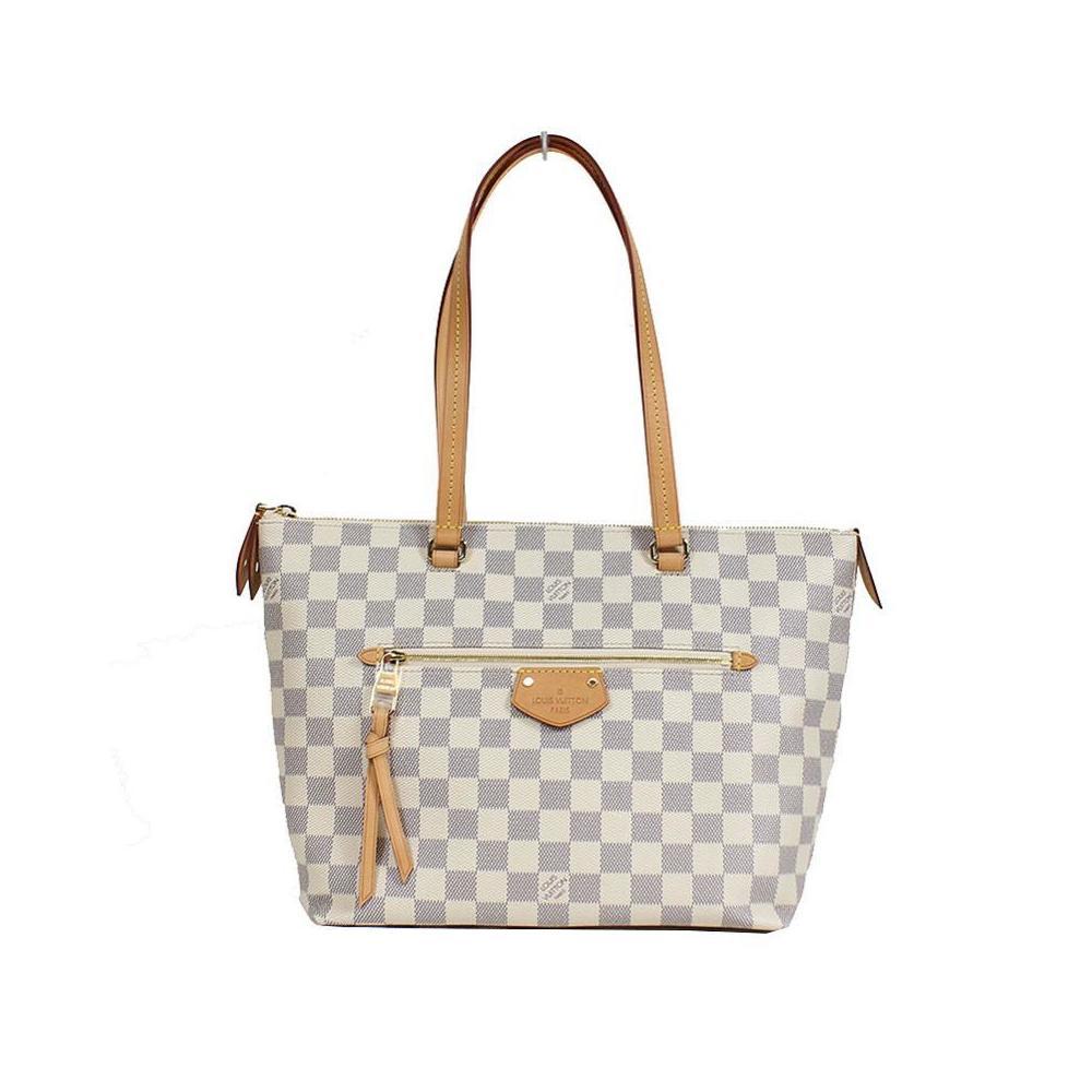 0af1bf20 Louis Vuitton Damier Azur Jena PM N44039 Tote Bag Women LOUISVUITTON    elady.com