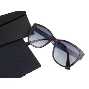 Christian Dior Ribbon1N Wellington sunglasses eyewear purple blue sky UHCHD [20180119]
